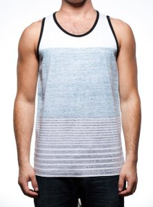 PX Clothing Hayden Tank Top T Shirt Lagoon PX1200K