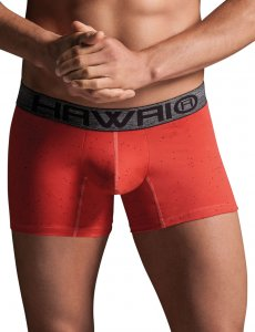 Hawai Crazy Dots Boxer Brief Underwear Coral 41726