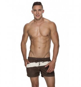 Marcuse Explorer Shorts Brown