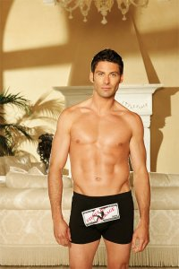 Elegant Moments Stimulus Package Boxer Brief Underwear 7578