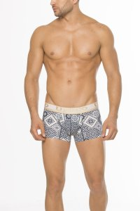 Mundo Unico Quimbanda Boxer Brief Underwear Blue 1730084082