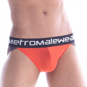 MIIW Flank Brief Underwear Coral 2503-14