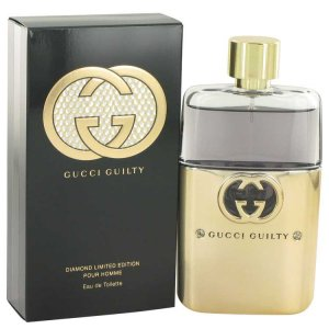 Gucci Guilty Diamond Eau De Toilette Spray 3 oz / 88.72 mL M...