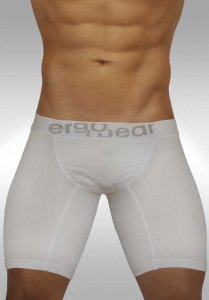 Ergowear Feel Modal Long Boxer Brief Underwear White EW0708