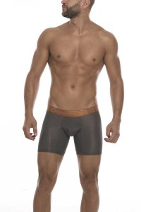 Mundo Unico Steel Mid Boxer Brief Underwear 16400930-94