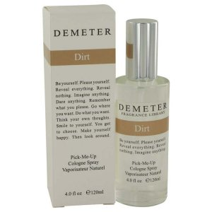 Demeter Dirt Cologne Spray 4 oz / 118.29 mL Men's Fragrance ...