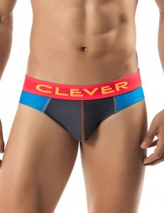 Clever Custok Latin Brief Underwear Blue 5245