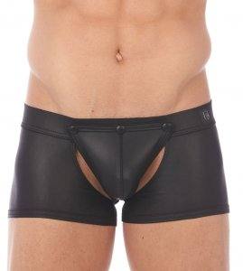 Gregg Homme SHACKLED Boxer Brief Underwear Black 140805