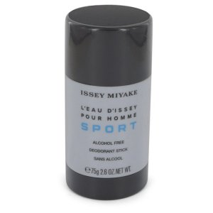 Issey Miyake L'eau D'issey Pour Homme Sport Alcohol Free Deodorant Stick 2.6 oz / 76.89 mL Men's Fragrances 543411