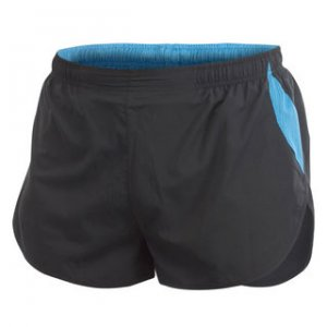 Craft Elite Run Shorts Black/Blue 1900624