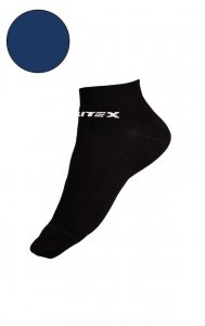 Litex Anklet Socks 514 Dark Blue 99600