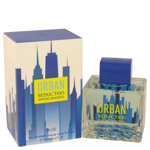 Antonio Banderas Urban Seduction Blue Eau De Toilette Spray ...