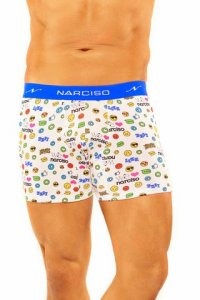 Narciso Boxer Brief Underwear LAZZY EMOTICON
