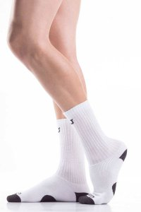 Mundo Unico Active Long Socks White 14002206