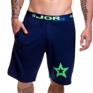 Jor MATCH Shorts Blue 0520