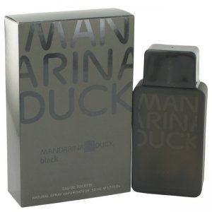 Mandarina Duck Black Eau De Toilette Spray 1.7 oz / 50 mL Fr...