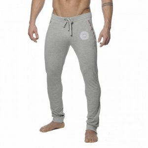 ES Collection Pique Sweat Pants Heather Grey SP046