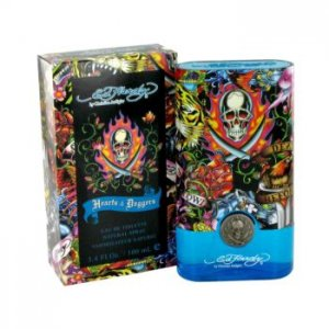 Ed Hardy Hearts & Daggers Eau De Toilette Spray 1.7 oz / 50....