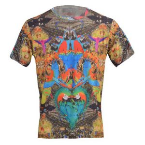 Andreas Diofebi Rio Loose Cut Short Sleeved T Shirt