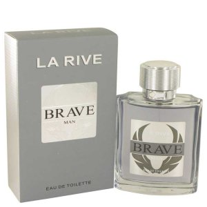 La Rive Brave Eau De Toieltte Spray 3.3 oz / 97.59 mL Men's Fragrances 536951