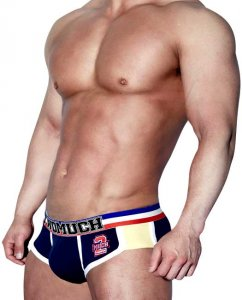 Two Much Base Round Trunk Underwear RB004