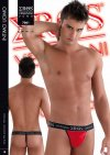 Eros Veneziani G String Underwear Red 7061