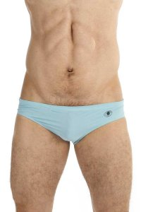 L'Homme Invisible Kiss Bikini Swimwear Sky Blue BA224-ACT-021