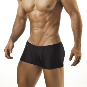 Joe Snyder Boxer Brief 08 Black Underwear & Swimwear