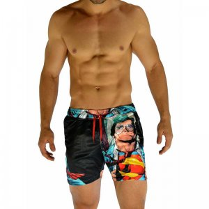 Battysta Superman Shorts Swimwear S012