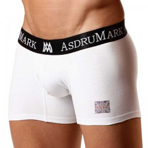 Asdrumark UK Stones Boxer Brief Underwear White 151081701