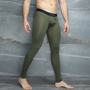 McKillop Max Bulge C Ring Modal Long Johns Long Underwear Pa...