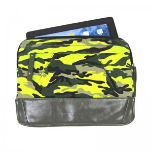 Licence 71195 Camo Chameleon Tablet Case Bag Yellow LBF10854...