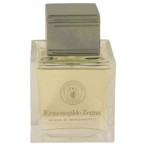 Ermenegildo Zegna Acqua Di Bergamotto Eau De Toilette Spray (Tester) 3.4 oz / 100.55 mL Men's Fragrances 540030