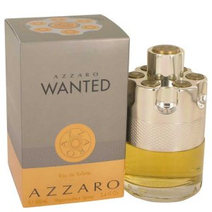 Azzaro Wanted Eau De Toilette Spray 3.4 oz / 100.55 mL Men's Fragrances 534163