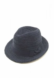 Spy Henry Lau Wool Knitted Dick Tracy Hat Navy SP788AC00XQDHK