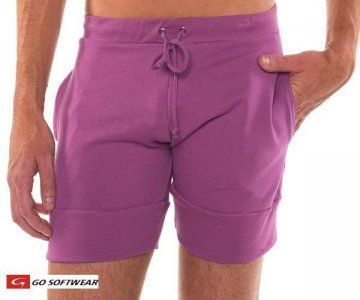 Go Softwear West Coast Dock Shorts Plum 4661
