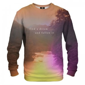 Mr. Gugu & Miss Go Follow The Dream Unisex Sweater S-PC572
