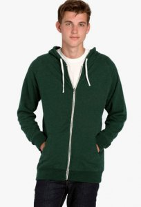 AS Colour Unisex Traction Zip Sweater 5107
