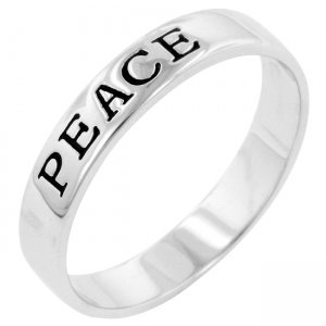 J. Goodin Peace Ring R08077RS-V00