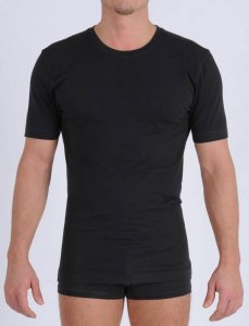 Ginch Gonch Signature Short Sleeved T Shirt Black MSG124