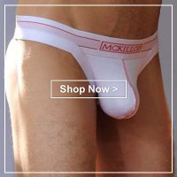 Men's Pouch Underwear