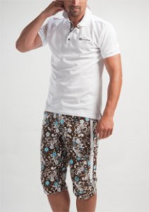 Geronimo Boardshorts Beachwear Brown Mindo