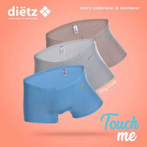 Dietz [3 Pack] Dubai Boxer Brief Underwear