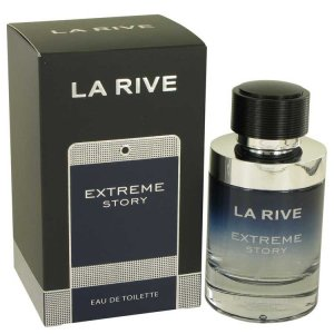 La Rive Extreme Story Eau De Toieltte Spray 2.5 oz / 73.93 mL Men's Fragrances 536956