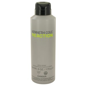 Kenneth Cole Reaction Body Spray 6 oz / 177.44 mL Men's Frag...