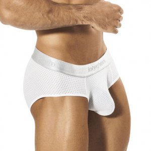 Intymen Sporty Pouch Brief Underwear White 6823