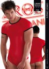 Eros Veneziani Short Sleeved T Shirt Red 7056