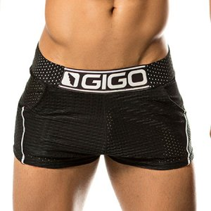 Gigo STYLISH BLACK Shorts B30184