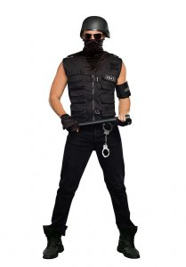Dreamguy Special Ops Costume 9444