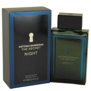 Antonio Banderas The Secret Night Eau De Toilette Spray 3.4 ...